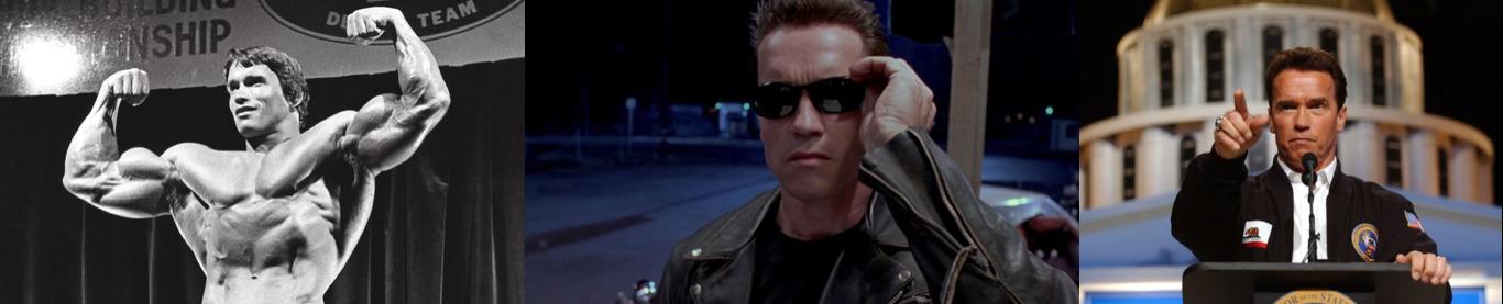 Arnold Schwarzenegger had een plan