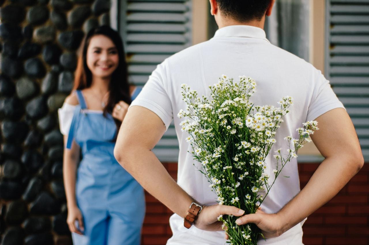 Eerst daten dan trouwen