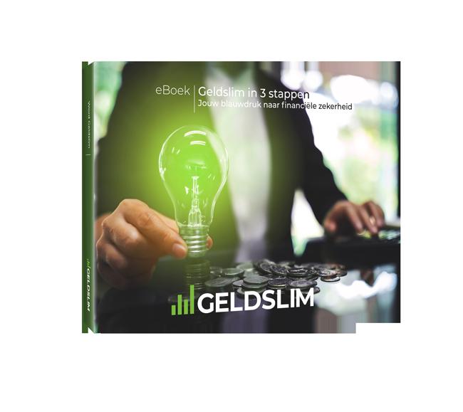 e-boek Geldslim in 3 stappen